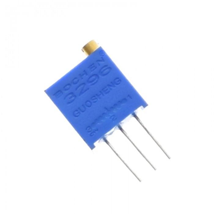 Резистор подстроечный 202 2 кОм, 3296W-1-202LF (СП5-2ВБ)