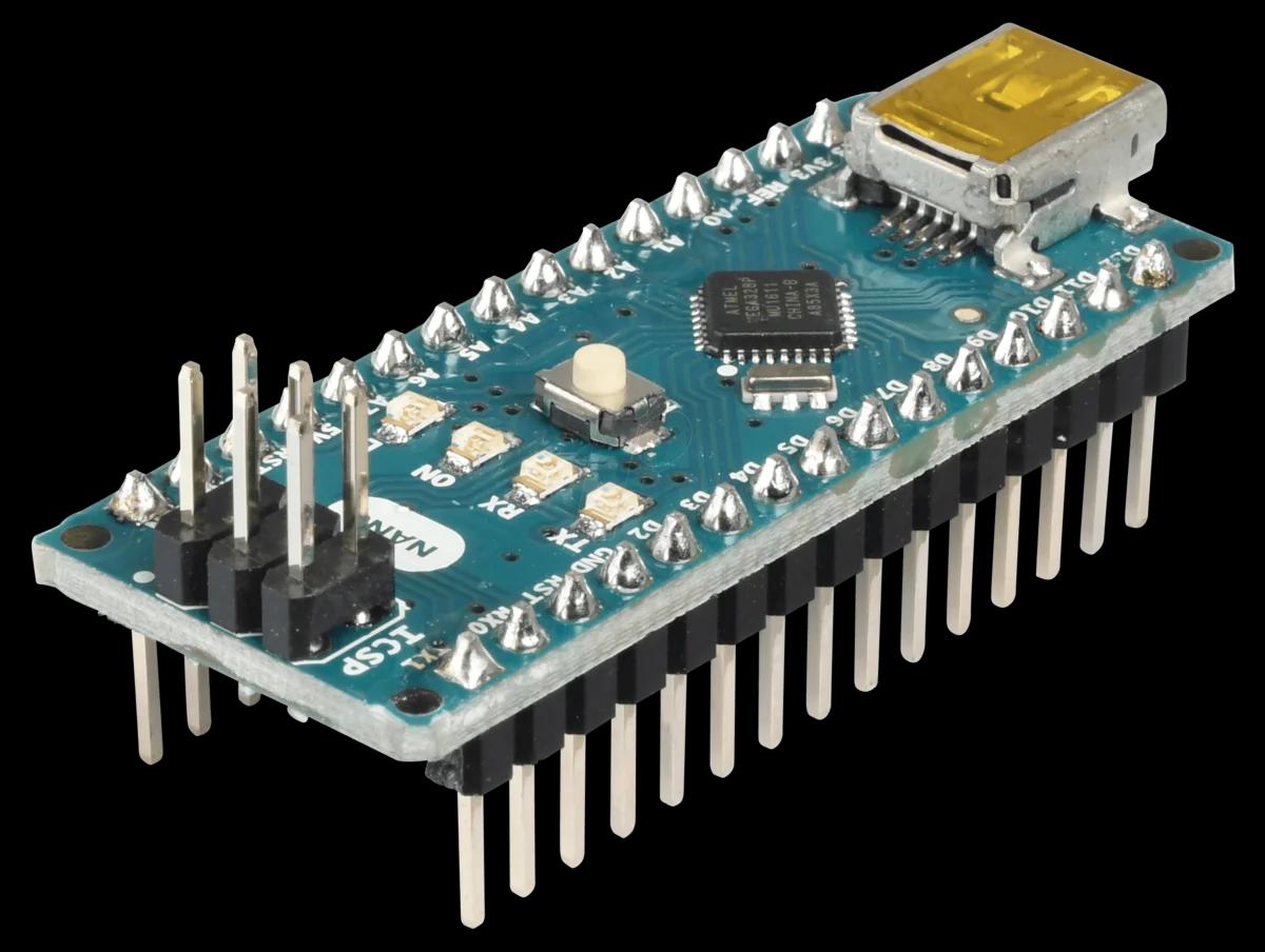 Arduino Nano Atmega328 5В 16МГц (CH340 USB)