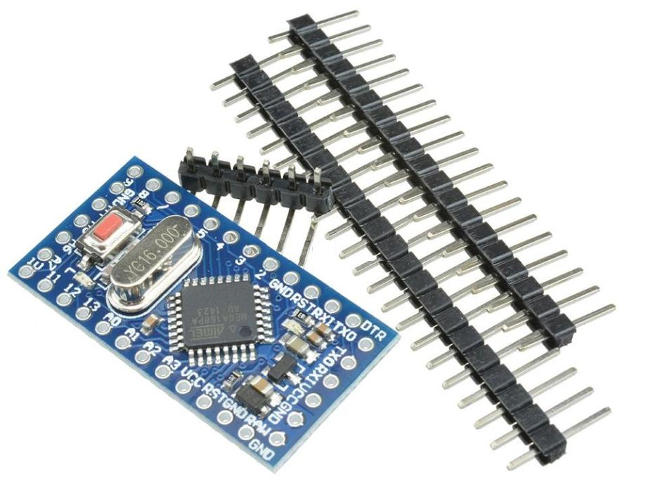 Arduino Pro Mini Atmega328 5В 16МГц