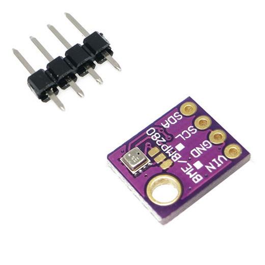 Модуль BME280 датчик температуры, давления и влажности. (I2C)