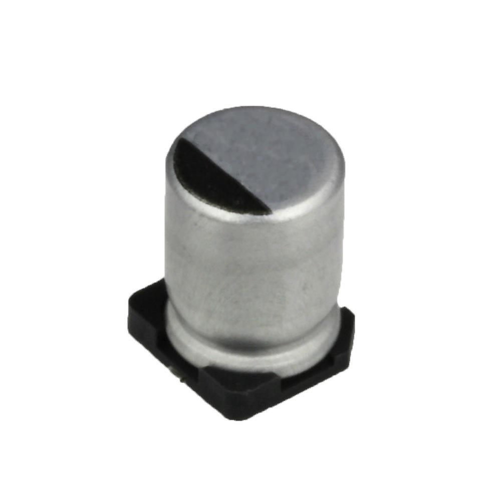 Конденсатор SMD 100uF 50V 11*8, , электролитический алюминиевый