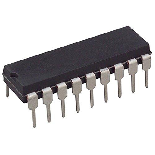 Микросхема LM3914N-1/NOPB драйвер линейных светодиодных индикаторов DIP-18