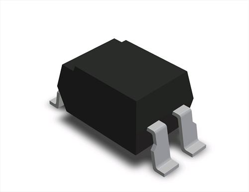 Оптопара транзисторная PC817 SMD [DIP-4]