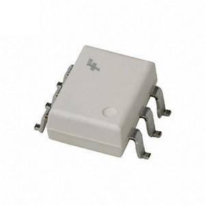 Оптопара симисторная SMD MOC3063M 600В, переключение при переходе через ноль [DIP-6]