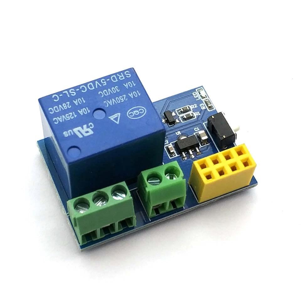 Модуль реле для ESP8266 ESP-01 (Wi-Fi)