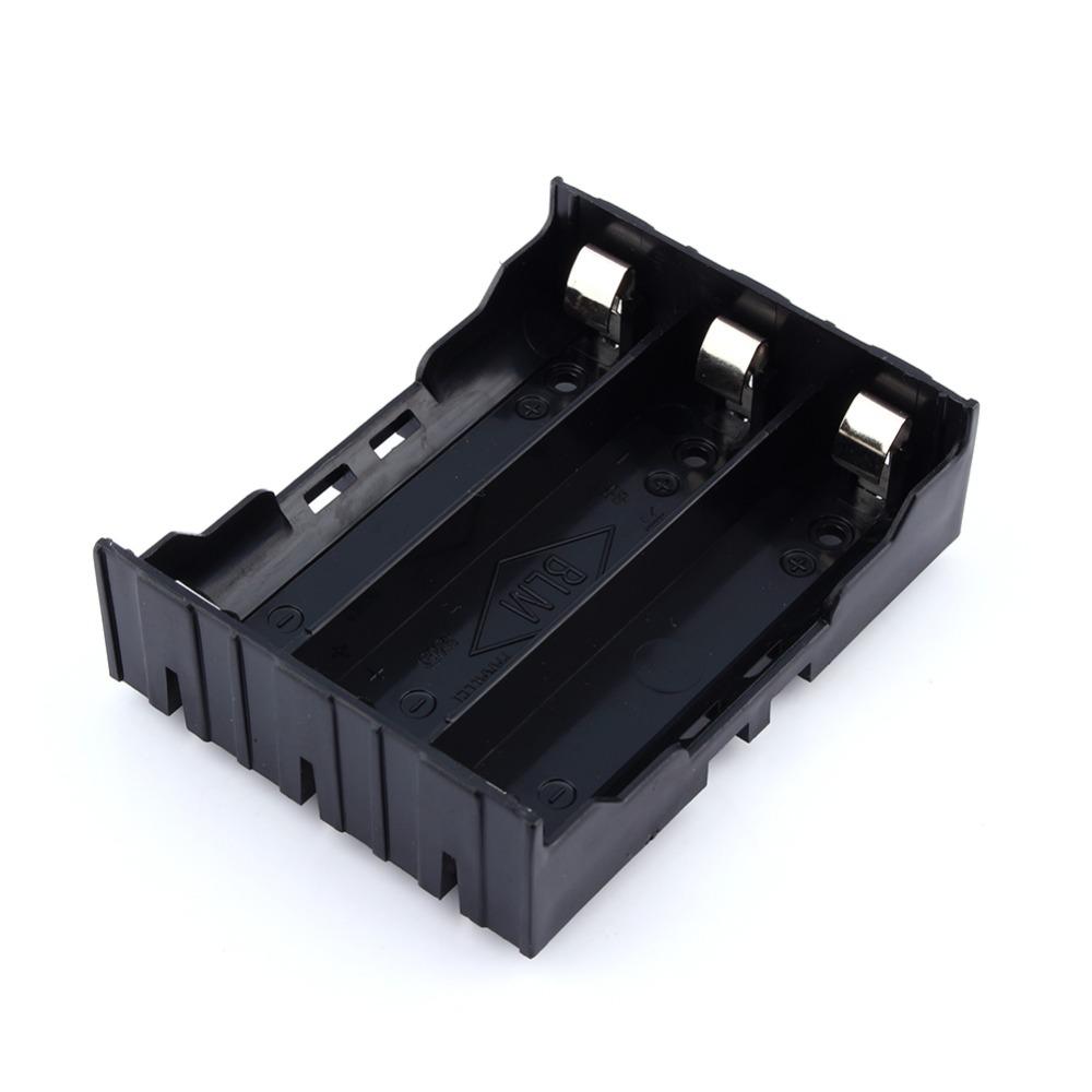 Держатель для батареи 18650x3