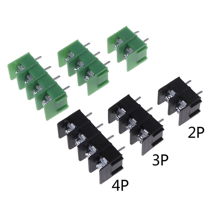 Терминальный блок KF7.62 2pin 7.62мм прямой (300V 20А)