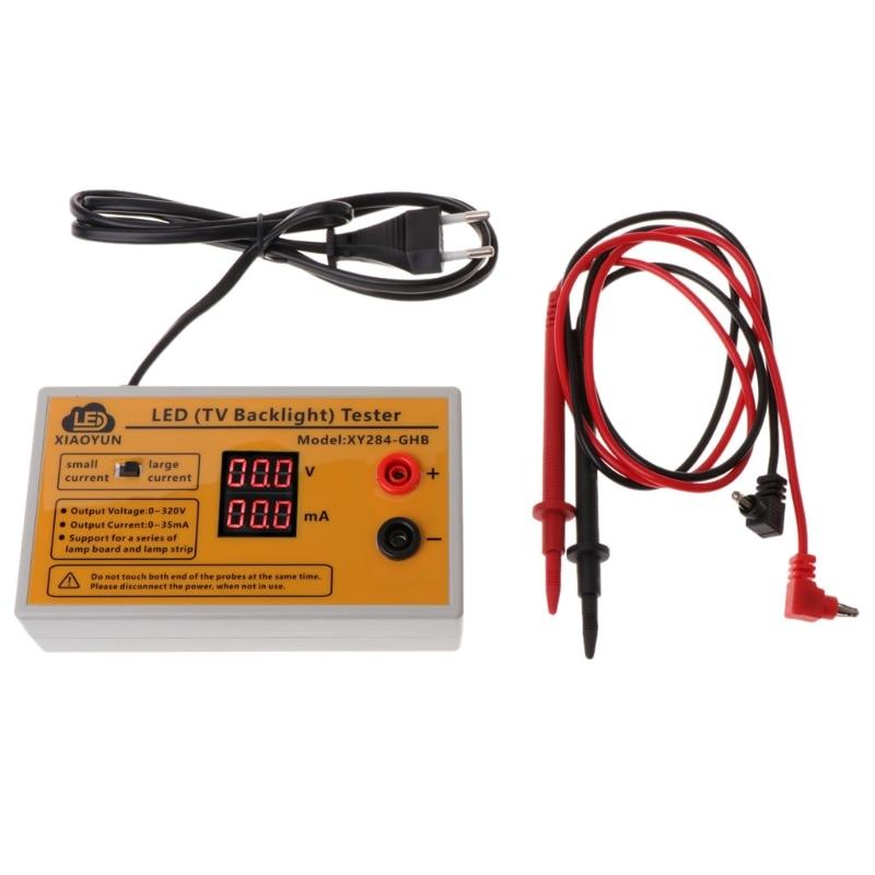 Многофункциональный светодиодный тестер 0-320В (одиночные светодиоды, подсветка телевизоров, мониторов)