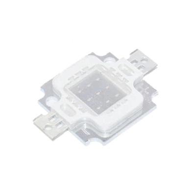 Светодиод 10W 9-12В синий, LED