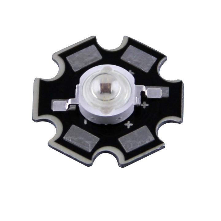 Светодиод инфракрасный 1Вт 850nm, LED