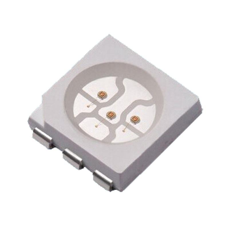 Светодиод SMD 2/3/2V 20-60mA 5050 10-12LM RGB, LED