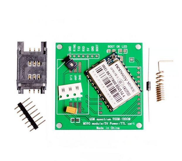 Модуль GPRS GSM M590E 900м-1800м (б/у)