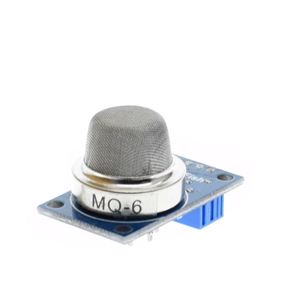 Модуль MQ-6 датчик газа  (изобутан, пропан)