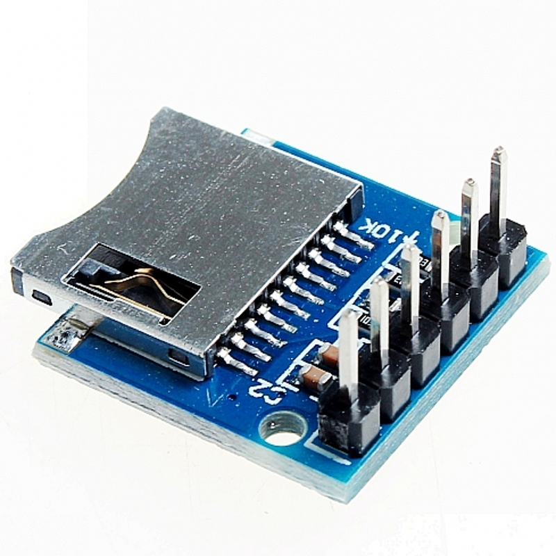 Модуль microSD Card