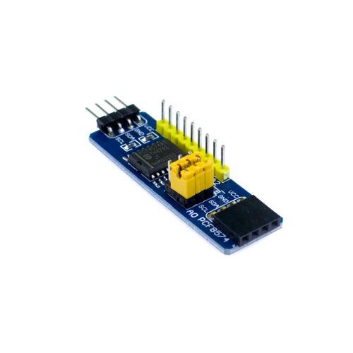 Модуль расширитель портов PCF8574P DIP-16 I2C I/O 8-бит PIN
