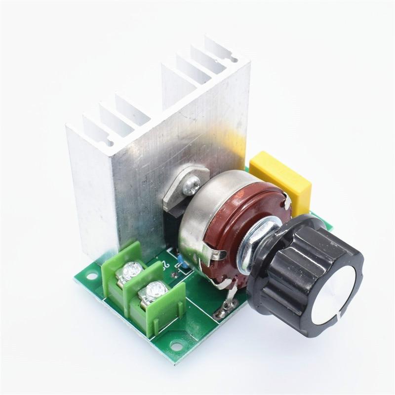 Регулятор мощности 4000 Вт (без корпуса)