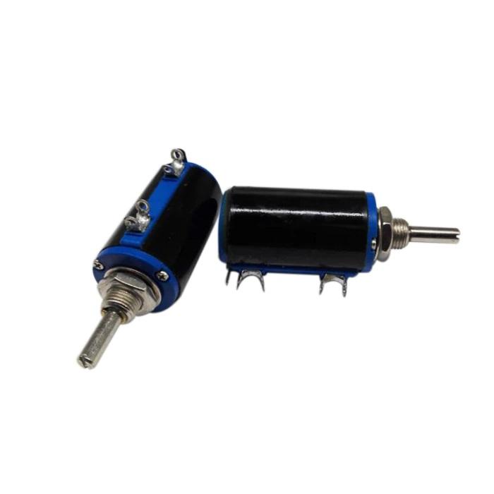 Переменный резистор подстроечный 10K (103) WXD3-13-2W (многооборотный, с проволочной обмоткой)