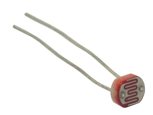 Фоторезистор GL5549 (10lux 45~140K 25C)