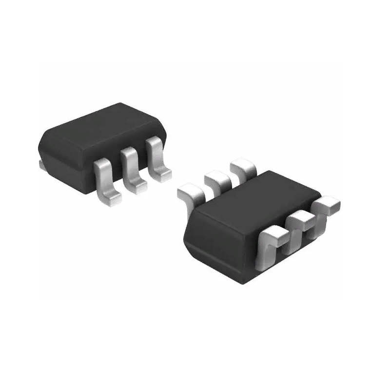 Транзистор MOSFET 2N7002DW-7-F, DUAL N-channel, 60V, 4.4R, 115mA, SOT-363-6, FULL REEL (702)