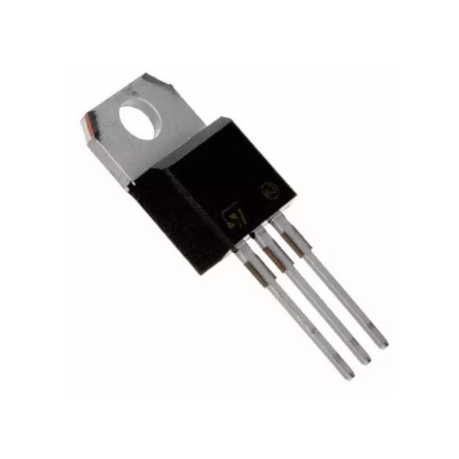 Симистор (TRIAC) BTA12-600B 12А 600В, 50мА Standard [TO-220AB]