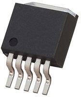 Импульсный понижающий регулятор напряжения LM2596S-ADJ с регулировкой выхода, 3А, 150кГц, 1.2В…37В, [TO-263-5]
