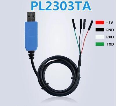 Переходник USB в TTL UART (PL2303TA)