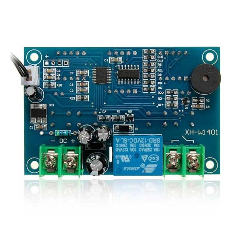 Терморегулятор программируемый W1401 DC12V нагрев/охлаждение