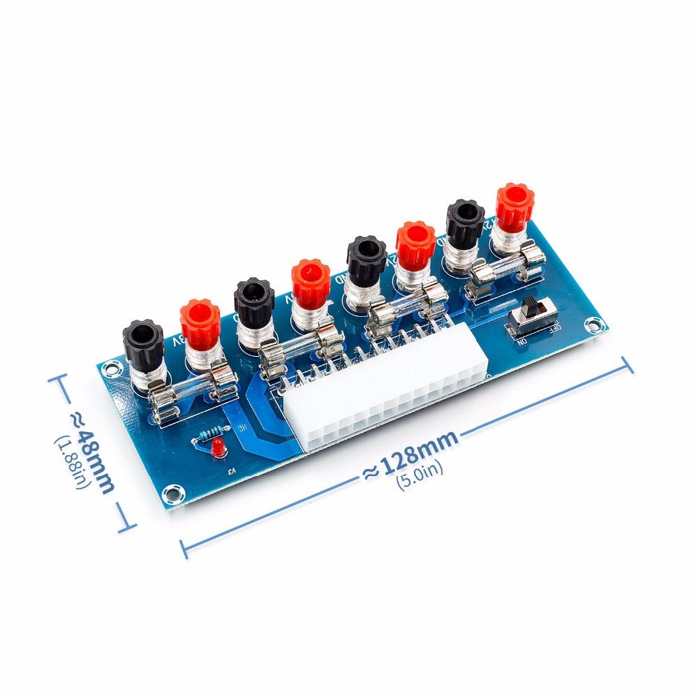 Адаптер XH-M229 для блока питания ATX