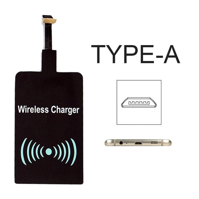Зарядное устройство Qi USB-A