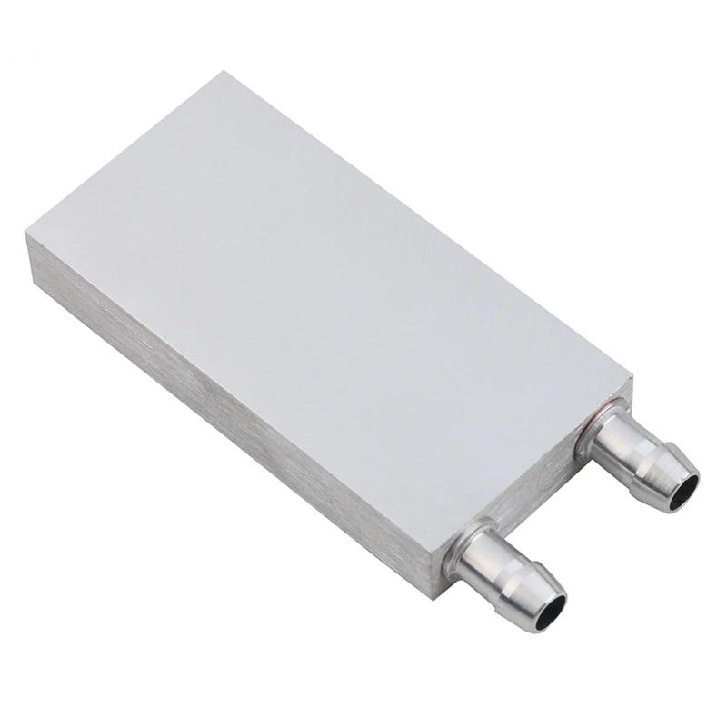 Блок водяного охлаждения 80*40 (алюминиевый)