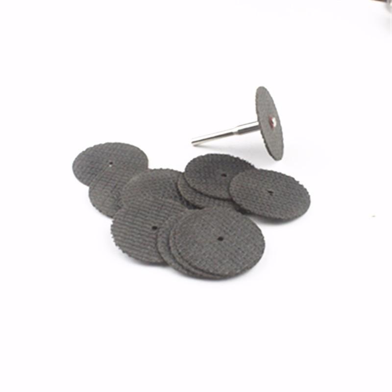 Круги отрезные 32*2 1мм 10шт для резки металла/пластика/волокна
