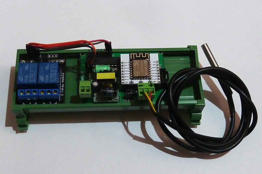 МУУ 19 канальный, таймер, термостат, ацп, ШИМ(PWM),часы