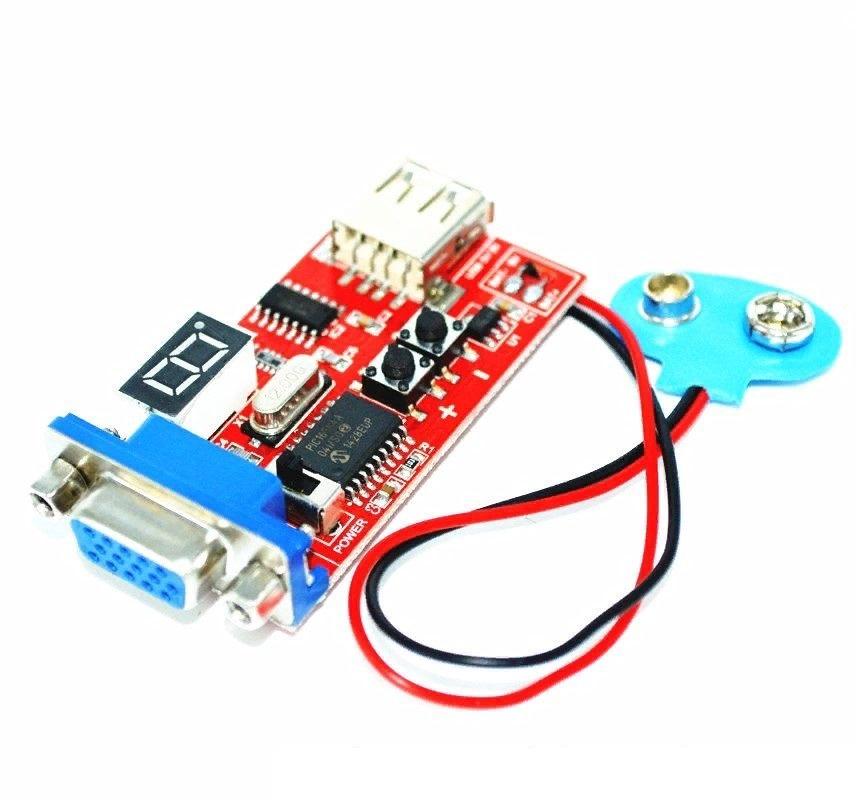 Генератор сигналов (VGA выход)