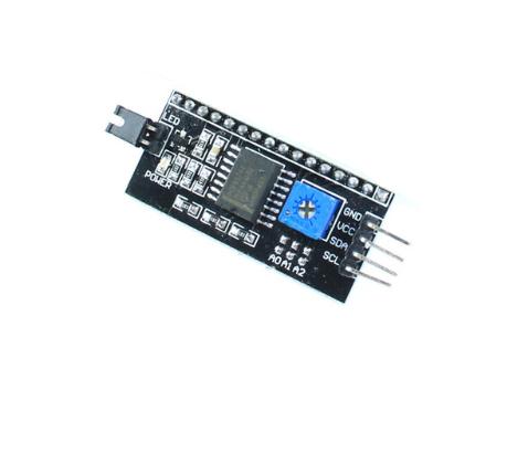 Модуль интерфейс I2C для жк-дисплея 1602A