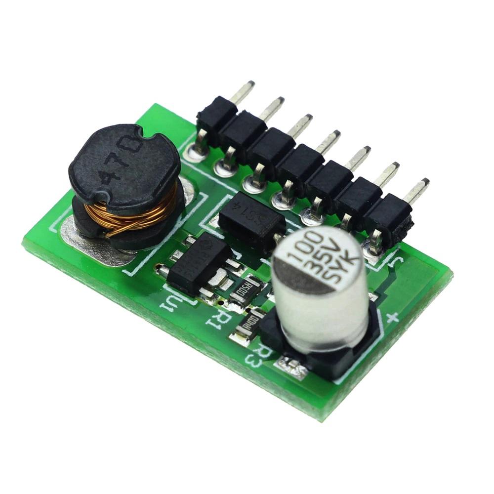 Светодиодный драйвер 3W 7-30V до 1.2-28V 700mA
