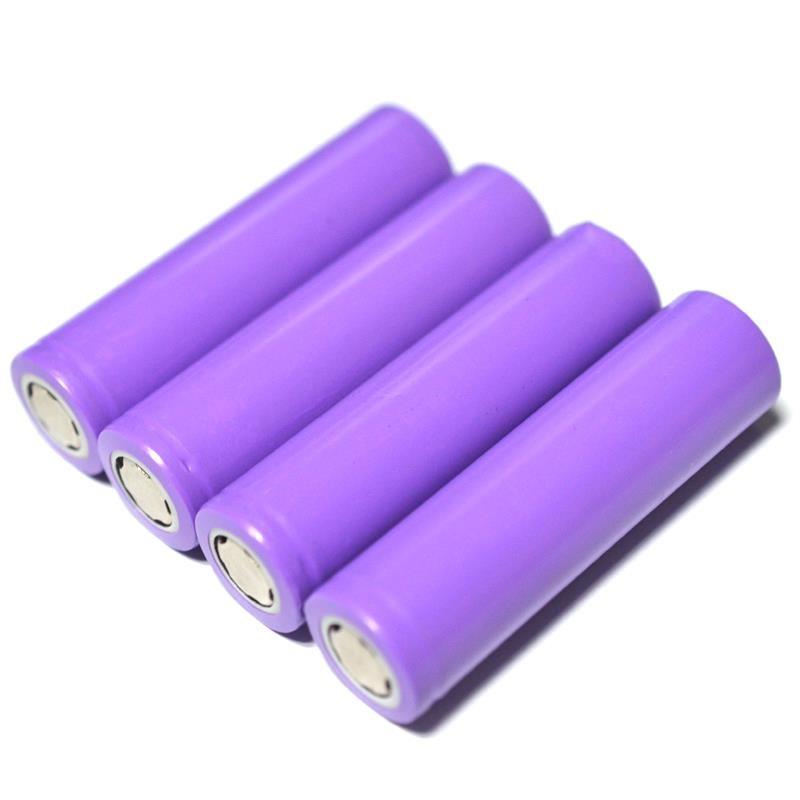 Аккумуляторная литиевая батарея 18650 2000мАч