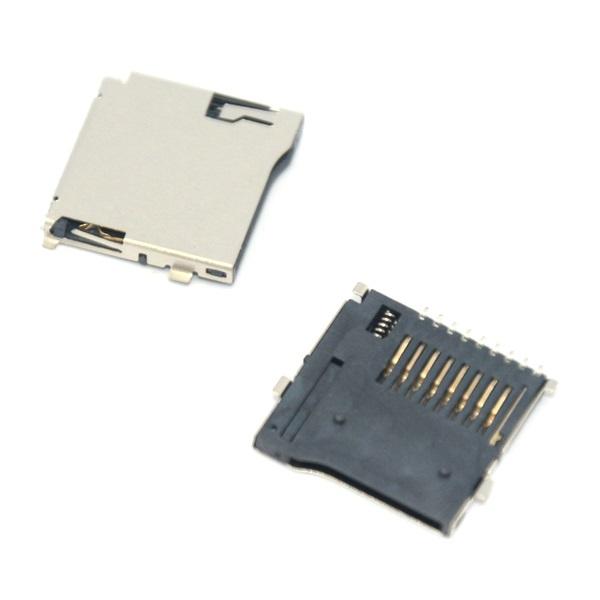 Разъем microSD