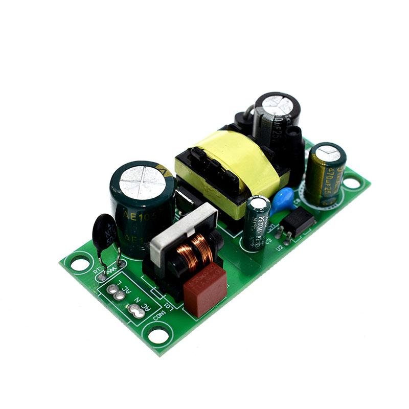 Модуль блок питания 220В в 5В 2А (2А 4.8В) 67x32x23мм