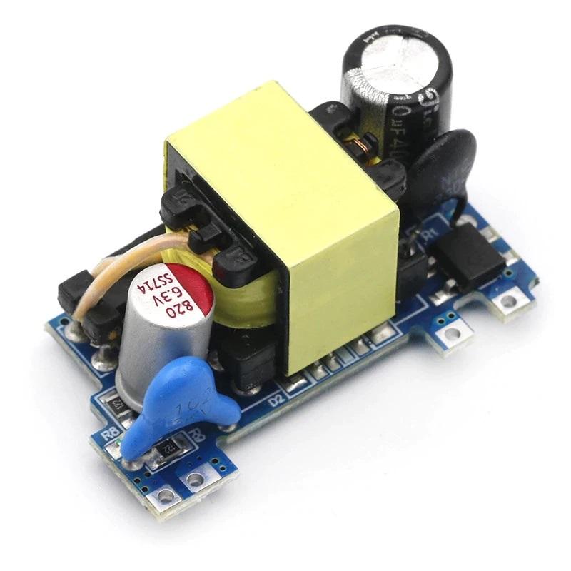 Модуль блок питания 220В в 5В 1.5А(2А мах) 36x20x18мм