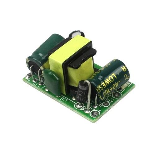 Модуль блок питания 220В в 9В 0.5А 30x21x16мм