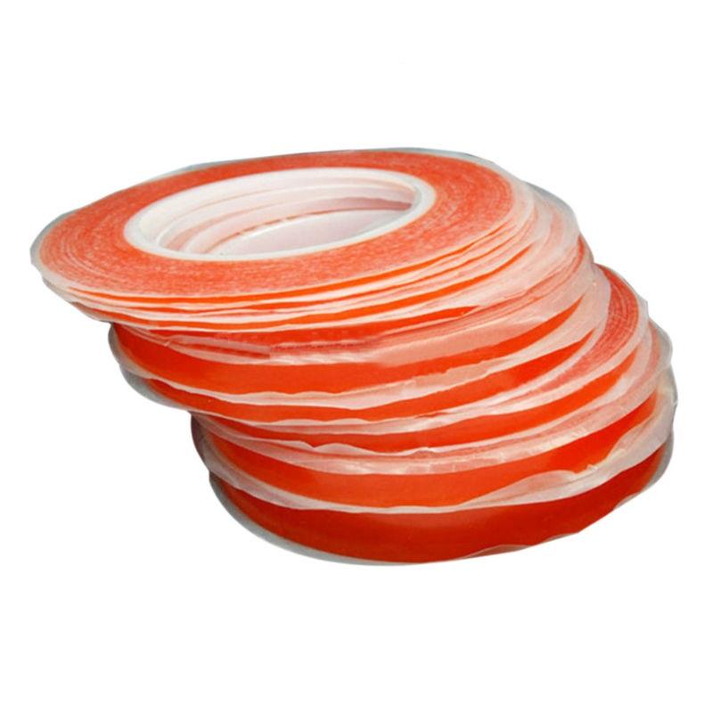 Скотч акриловый двусторонний 3мм 50м (0.2мм)