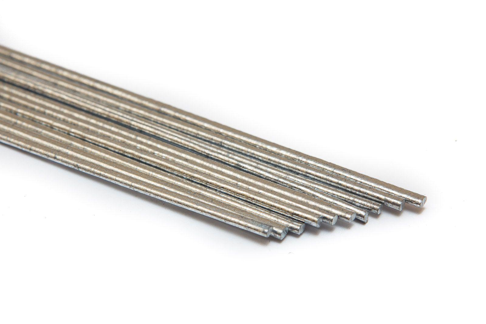 Припой 34А пруток 6мм 530С для пайки алюминия ТУ 1-92-46-76