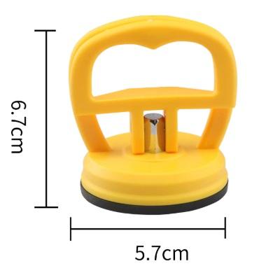 Присоска 67*57 (стеклянный, металлический подъемник; вмятины на кузове)