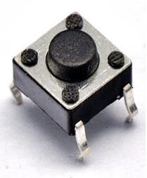 Микрокнопка DIP4 6x6x5мм