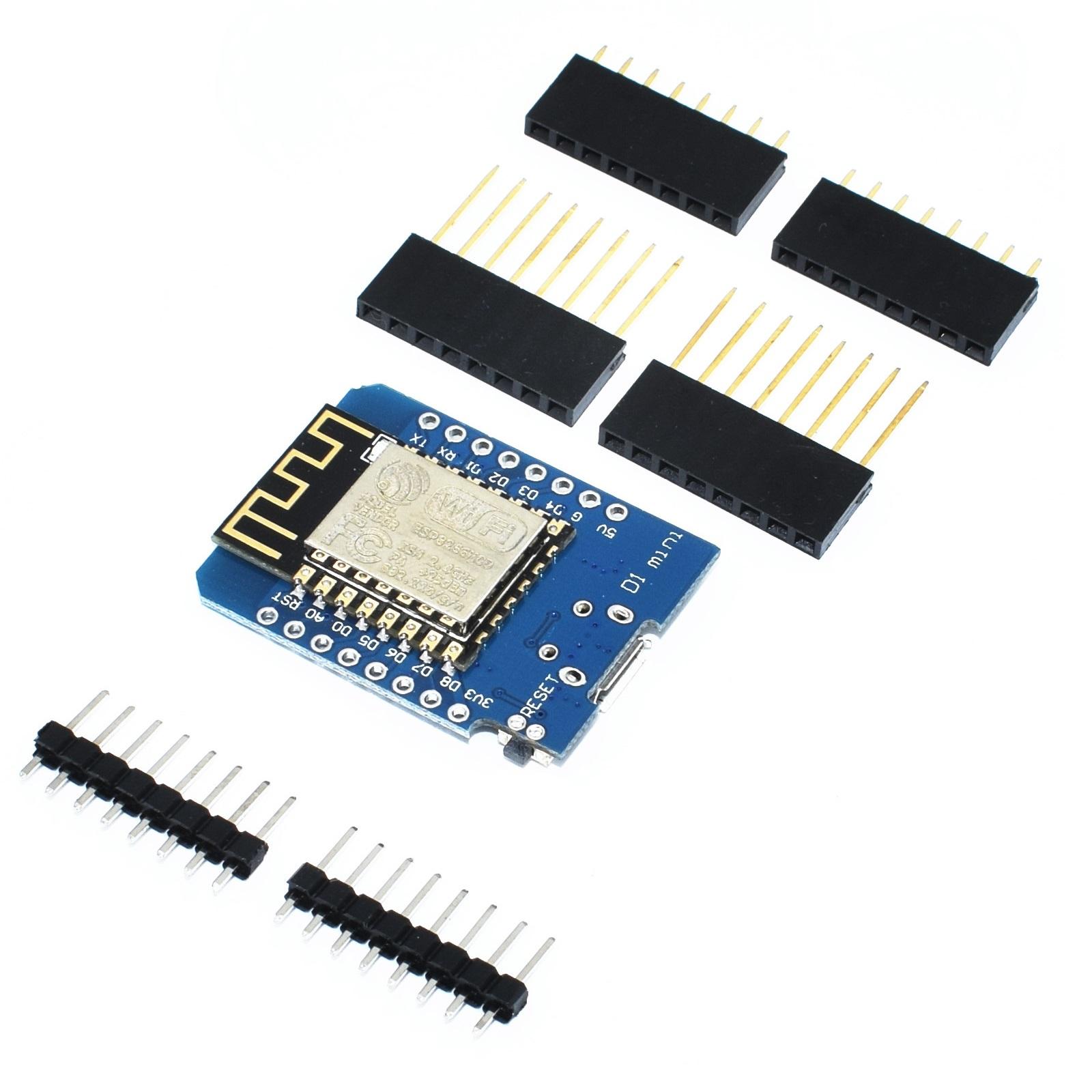 Модуль 'Вемос' мини ESP8266